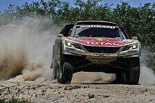 Dakar Rallye - Bilder: 2. Etappe