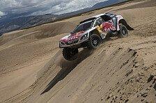 Rallye Dakar 2017 kompakt: Ergebnisse, Sieger & Crashes