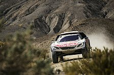 Dakar Rallye - Bilder: 4. Etappe