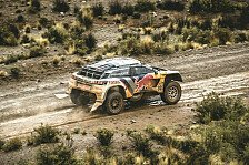 Dakar Rallye - Bilder: 5. Etappe
