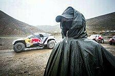 Reisetagebuch: Ellen Lohr live von der Rallye Dakar - Tag 6