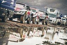 Reisetagebuch: Ellen Lohr live von der Rallye Dakar - Tag 7