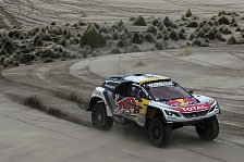 Dakar Rallye - Bilder: 7. Etappe
