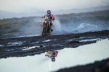 Dakar - Video: Peugeot und KTM jubeln: Highlights der 11. Etappe