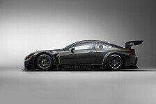 Mehr Sportwagen - Präsentation Lexus RC F GT3