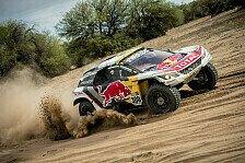 Titelverteidiger Stephane Peterhansel gewinnt zum 13. Mal die Rallye Dakar