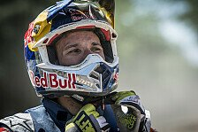 Dakar Rallye - Bilder: 11. Etappe