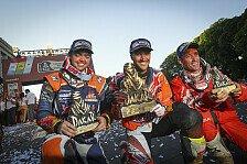 Dakar Rallye - Bilder: 12. Etappe & Podium