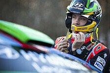 Nach Tod des Zuschauers bei der Rallye Monte Carlo: Wie geht es Paddon?