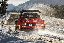 Rallye Schweden: Citroen trotz Monte-Carlo-Debakel optimistisch