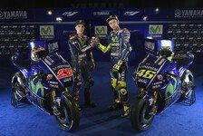 Übersicht: Die Termine der MotoGP-Präsentationen 2017 von Honda, Yamaha und Co.