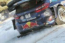 Die Szenen der Rallye Monte Carlo - Teil 2