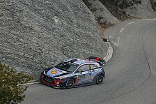 WRC - Video: Hyundai auch ohne Podium in Monte Carlo zufrieden
