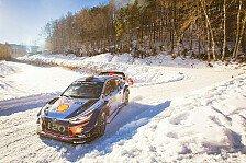 WRC - Video: Hyundai vor der Rallye Schweden: Den Sieg im Visier