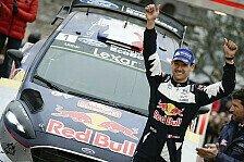 M-Sport-Pilot Ogier: Vom Monte-Carlo-Sieg nicht ablenken lassen