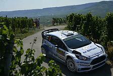 Tickets für ADAC Rallye Deutschland 2017 im Vorverkauf