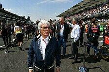 Ex-F1-Boss Bernie Ecclestone: Liberty Media hat mich gefeuert