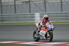 Casey Stoner wieder für Ducati im MotoGP-Testeinsatz