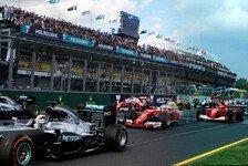 Brawn will ein Versuchs-Rennen pro Saison