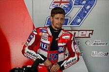 Ducati stellt klar: Casey Stoner springt nicht für Lorenzo ein