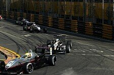 Formel 1 - Video: Hamilton und Rosberg: Macau-Crash 2004