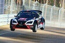Timo Scheider fährt 2017 in der WRX: Start für MJP Racing Team Austria