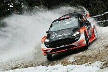 WRC - Bilder: Rallye Schweden - Vorbereitungen & Shakedown