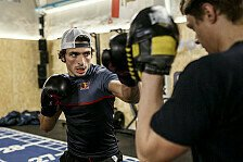 Formel 1 - Video: Carlos Sainz im knallharten F1-Training