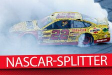 NASCAR - NASCAR Donuts: Larson holt Pole Award in Fontana: News-Splitter: NASCAR West Coast Swing