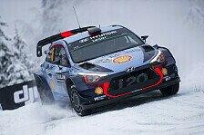 WRC - Bilder: Rallye Schweden - Tag 1