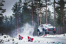 WRC - Video: Schweden: Hyundai blickt auf Rallye der verpassten Chancen zurück
