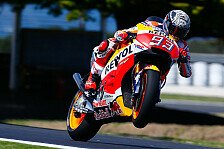 MotoGP - Video: Live-Action: Marquez und Pedrosa auf Phillip Island