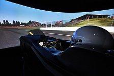 Formel 1 - Video: Formel 1 - Mercedes erklärt: So funktioniert der Simulator