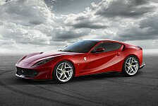 Auto - Ferraris neues Monster - der 812 Superfast