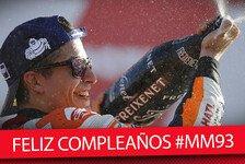 Marc Marquez' Geburtstags-Bilanz: Wo steht der MotoGP-Star zum 24er?