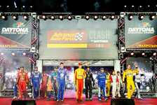 NASCAR - Bilder: The Clash at Daytona