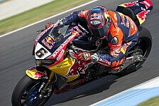Stefan Bradl und Nicky Hayden sauer - Honda schlittert in ein Superbike-Debakel