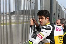 Moto2: Jesko Raffin feiert Comeback in Misano