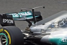 Technik-Check: Der neue Mercedes F1 W08 EQ Power+