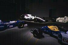 Formel 1: Die 5 Meilensteine des Williams-Teams