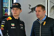 Formel 1, Verstappen: So denkt Vater Jos über den neuen Vertrag