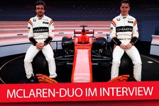 Formel 1 - Video: Alonso & Vandoorne: Perfektes Duo für 2017?