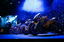 MotoGP - Bilder: Marc VDS Team Launch