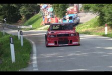 Motorsport - Video: Audi S2-R Hillclimb