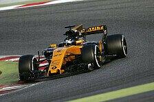 Hülkenberg und Renault in Barcelona im Rückstand: Top-5-Ziel in Gefahr?