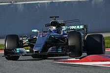 Formel 1 - The same procedure as last year?: Mercedes: Favorit mit kleinen Fragezeichen