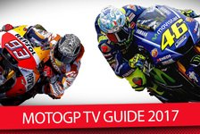 MotoGP - Video: Überblick: Der MotoGP TV Guide 2017