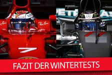 Formel 1 - Williams Best of the Rest: Test-Analyse: Ferrari, Mercedes oder Red Bull?