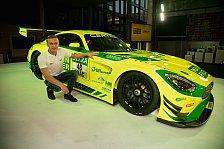 Marvin Kirchhöfer wechselt in das ADAC GT Masters zu HTP Motorsport
