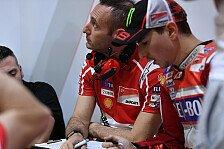 FP3 Katar: Iannone kickt Lorenzo aus den Top-10, Rossi rettet sich in Q2